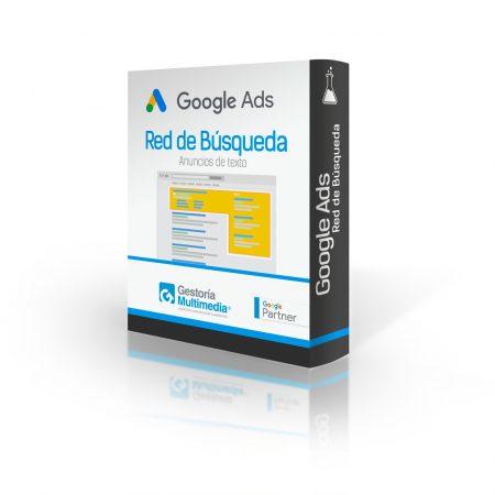 empresa google publicidad google adwords - red de busqueda - jaen